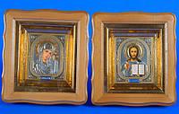 """Венчальные иконы """"Иисуса и Богородицы"""" №28"""