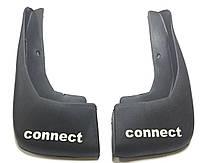 Брызговики передние для Ford Connect 2002- комплект 2шт FRD170205