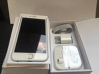 IPhone 6 64gb White Неверлок. ПОЛНЫЙ КОМПЛЕКТ. , фото 1