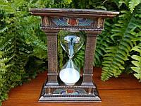 Коллекционная статуэтка Veronese Песочные часы на 5 мин в египетском стиле WU75601A4