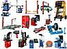 Автомобильные подъемники для  СТО или гаража