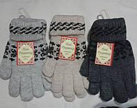 Перчатки женские пани рукавичка Цвет ассорти