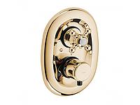 Встраиваемый смеситель с термостатом Kludi Adlon(517204520)латунь