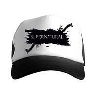 Мужская кепка супернатурал