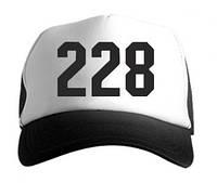 Стильная кепка,бейсболка 228