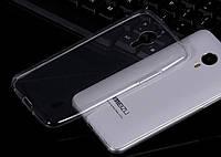 Ультратонкий 0,3 мм чехол для Meizu M2 (M2 Mini) прозрачный