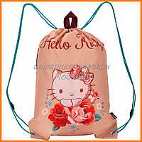 Сумка для обуви девочкам Hello Kitty 600, арт. HK16-600