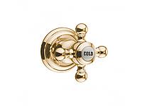 Вентиль для скрытого монтажа Kludi Adlon(518154520)латунь