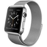 Apple Watch 42mm Stainless Steel Case with Milanese Loop ( MJ3Y2 )