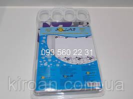 Шторка для ванной виниловая 180х180