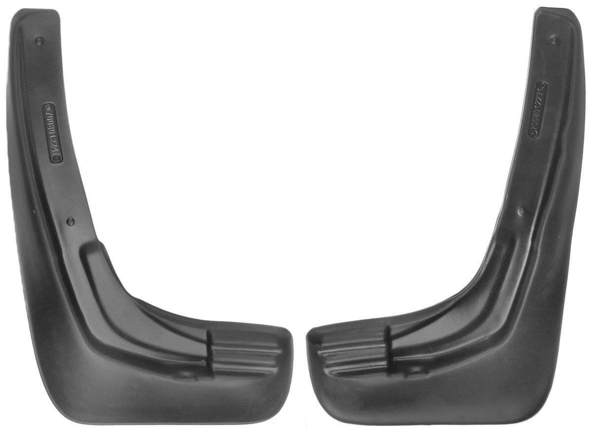 Бризковики задні для Mitsubishi Outlander XL (07-) комплект 2шт 7008012261