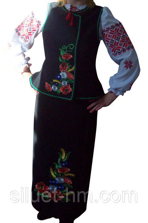 Фото: украинский национальный костюм