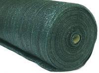 Сетка затеняющая 45% 1,5 м х 100 м зеленая, (Венгрия), фото 1