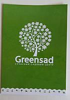 Картонные папки с логотипом фирмы