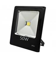 Прожектор светодиодный Ecolux SMB50 50W 220V IP65 6500K