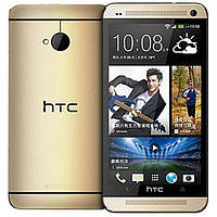 Смартфон HTC One m7 (802w) 2 sim 32Gb Gold  Full HD 4.7 1920*1080 Quad Core 1.7 ГГц 2300 MaЧ