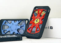 Чехлы для iPhone 5 5S Wheel series 3D, фото 1
