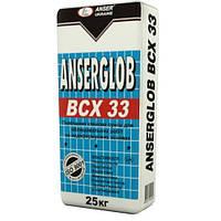 Смесь клеевая ANSERGLOB BCX 33 для облицовочной плитки