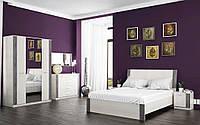 Спальня Венеция с полуторной кроватью