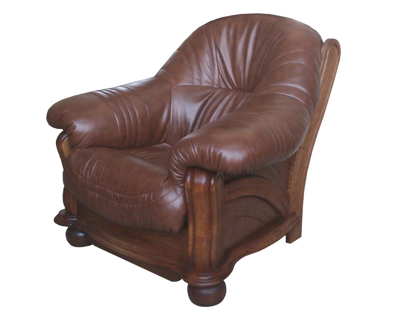 """Кожаная  мебель, кресло """"Hammer"""""""