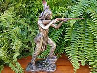 Коллекционная статуэтка Veronese Индейский воин 76628A4