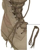 Шнурки койот 180  cm. Германия