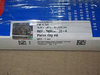 Кольца поршневые FIAT 4 Cyl. 70,80 1,20 x 1,20 x 2,50 mm (Производство SM) 792084-00-4