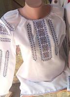 Женские вышитые блузы, рубашки, туники
