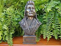 Коллекционная статуэтка Veronese Бюст индейского вождя 73233V1