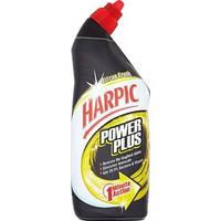 Harpic Power Plus для чистки туалета Цитрусовые