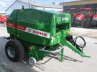 Пресс-подборщик рулонный Sipma PS-1210 (Польша), фото 1