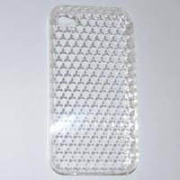 "Накладка на корпус ""VOORCA"" Jelly Case для iPhone 4"