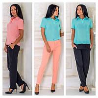 Стильные женские брюки р-60060