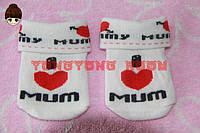 Носки для новорожденного