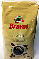 Bravos Classic кофе в зернах 1 кг