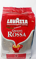 Кофе Lavazza Qualita Rossa зерно 1 кг
