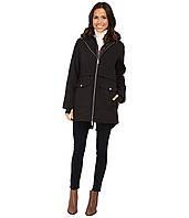 Куртка DKNY, Black/Burgundy, фото 1