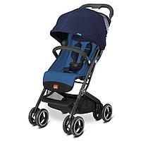 Детская прогулочная коляска GoodBaby Qbit Plus Sea Port blue