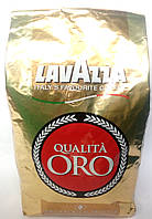 Кофе Lavazza Qualita Oro 1 kg зерно