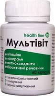 Мультівіт Мультивит Родовит натуральные витамины