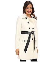 Пальто DKNY Color Block Trench, M (10), Ivory, 14200M, фото 1