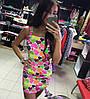 Платье-майка с ярким принтом, фото 6