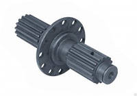 Вал редуктора привода насосов К-700, 2256010-1600019