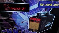 Инверторный сварочный аппарат Гладиатор ПРОФИ-300 Форсирование дуги