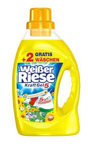 """Weißer Riese Sommerfrische - гель для стирки - """"Свежесть лета"""" (Германия)1,241 ml"""