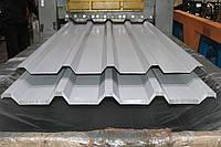 Профнастил H-44 RAL 9003 (белый)толщина 0,45