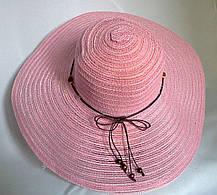 Женская шляпа большое поле, фото 3