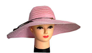 Женская шляпа большое поле