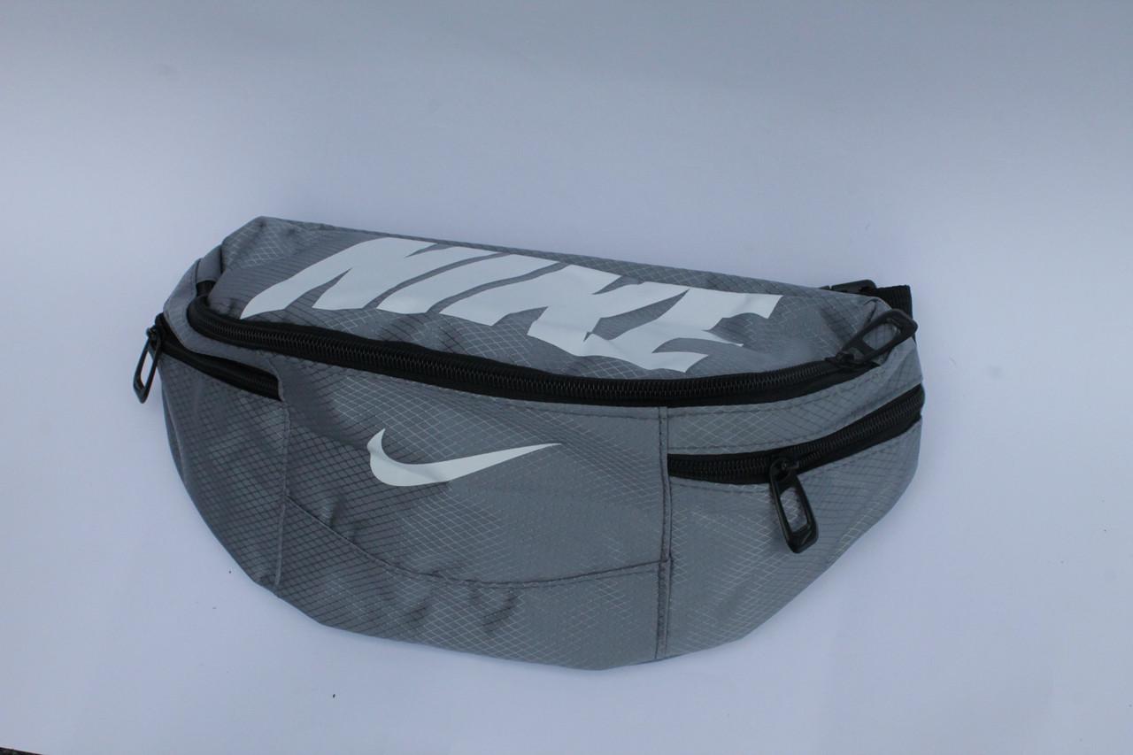 eacee7d7 Поясная сумка Nike Team Training(серая).Поясные сумки в Киеве от ...