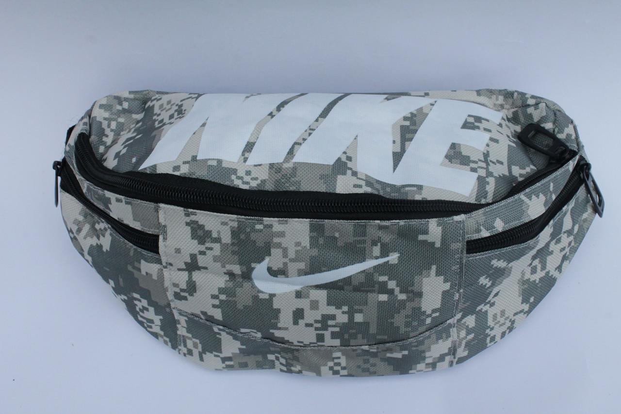add1bfaf Поясная сумка Nike Team Training(камуфляж).Поясные сумки в Киеве от ...